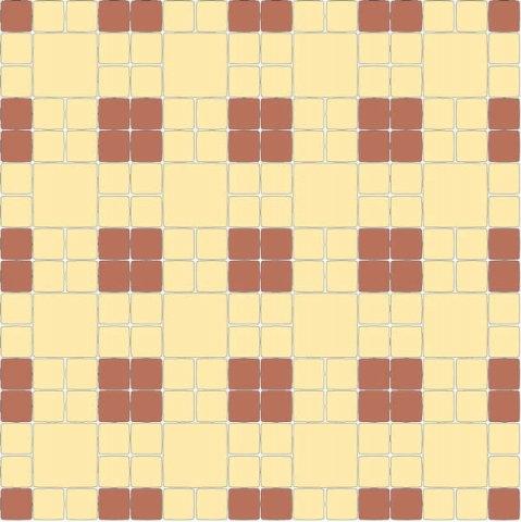 размеры: №1- 20.0*20.0; №2- 20.0*10.0; №3- 10.0*10.0; №4- 28.0*24.0; №5- 20.0*20.0 толщина: 4.5 кол-во на 1 м2: шт.… View More