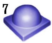 стеклопластик  размеры: №5- 16,0*16,0*11,0 №6- 16,0*16,0*9,5 №7- 16,0*16,0*13,0 №8- 16,0*16,0*13,0… View More