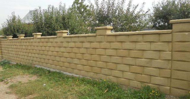 Уважаемые коллеги, мы не устаем расширять свой ассортимент форм для бетона, совместно с румынскими дизайнерами мы разработали стильную модель декоративного модульного забора «Бухарест». Преимущества: 1. Забор двусторонний. 2. Любые размеры пролетов и столбов. 3.… View More